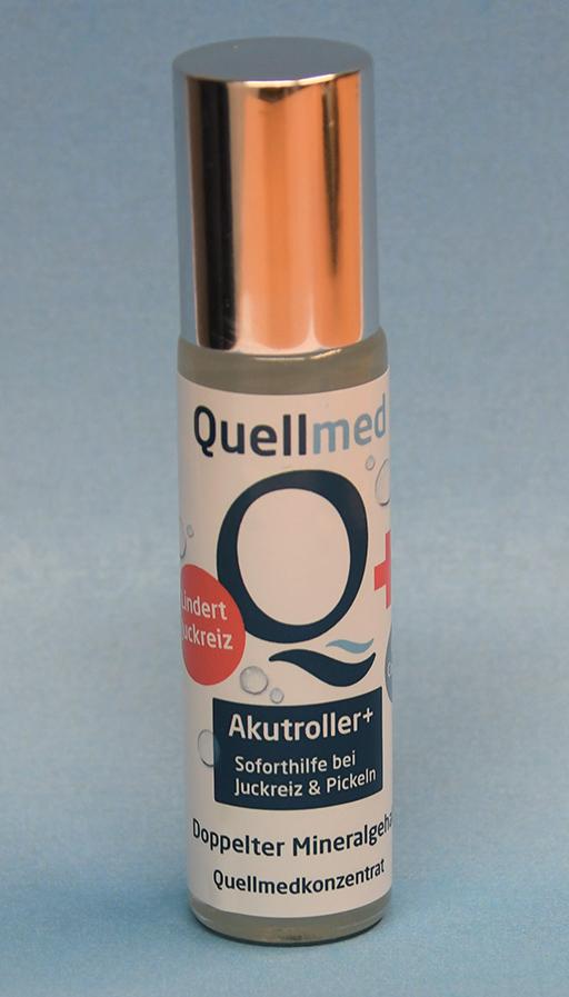 Quellmed-Akutroller